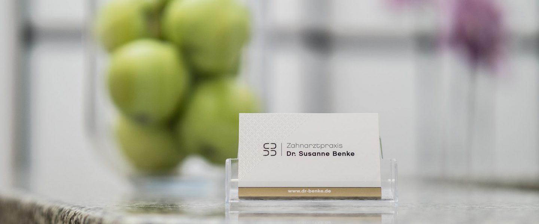 Zahnarztpraxis Dr. Susanne Benke in Berlin-Kreuzberg - Unsere Leistungen