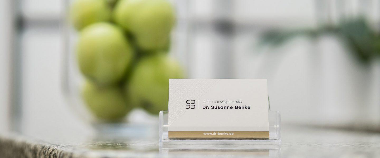 Willkommen in der Zahnarztpraxis Dr. Susanne Benke in Berlin - Kreuzberg